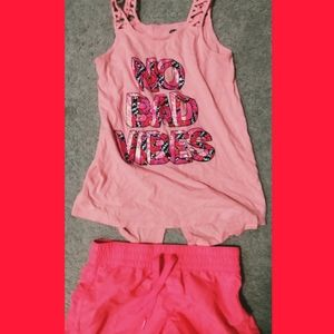 Cute Summer Outfit for Girls